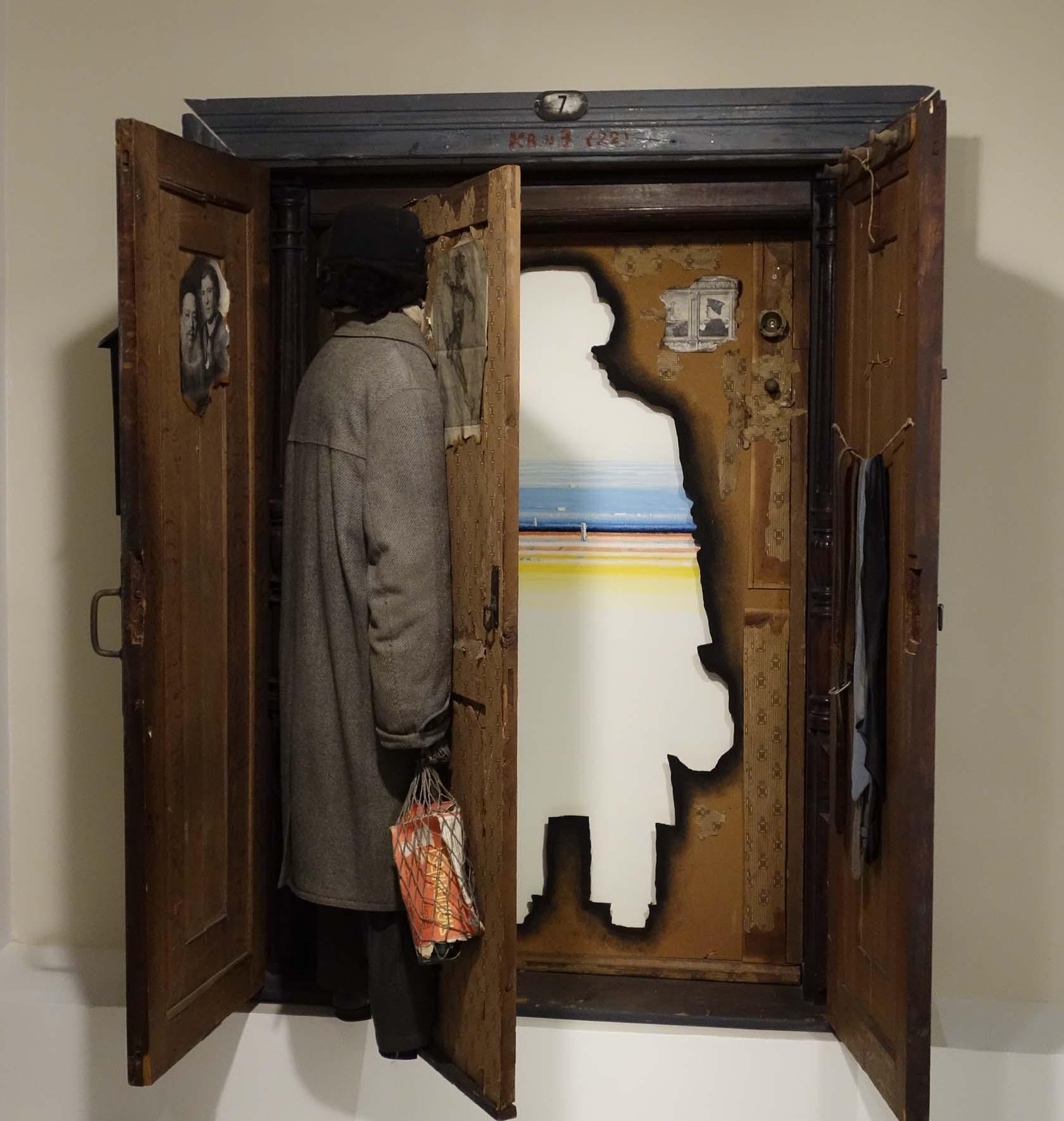 Дверь (Посвящается родителям моих родителей…). 1972