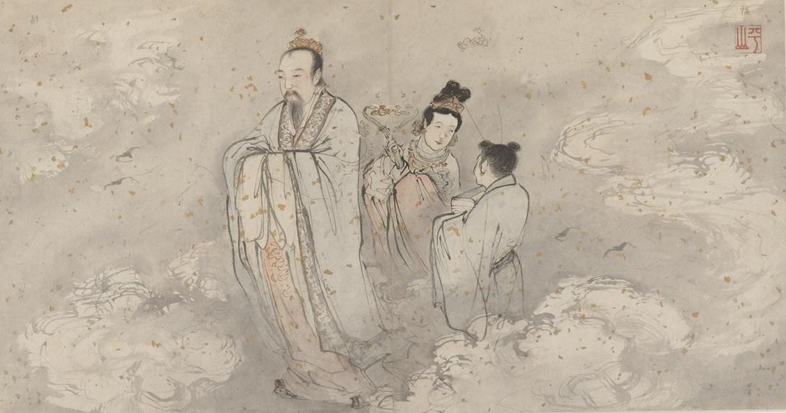 Бог Удачи. Ли Чжан