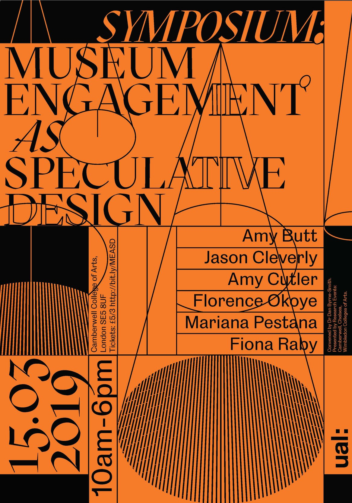 fig.5: Symposium poster designed by Petra Péterffy