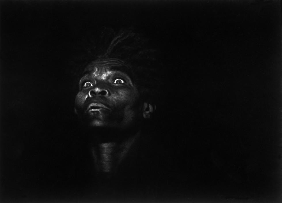 Пациент психиатрической лечебницы, Гаити, 1959 г. © W. Eugene Smith   Magnum Photos