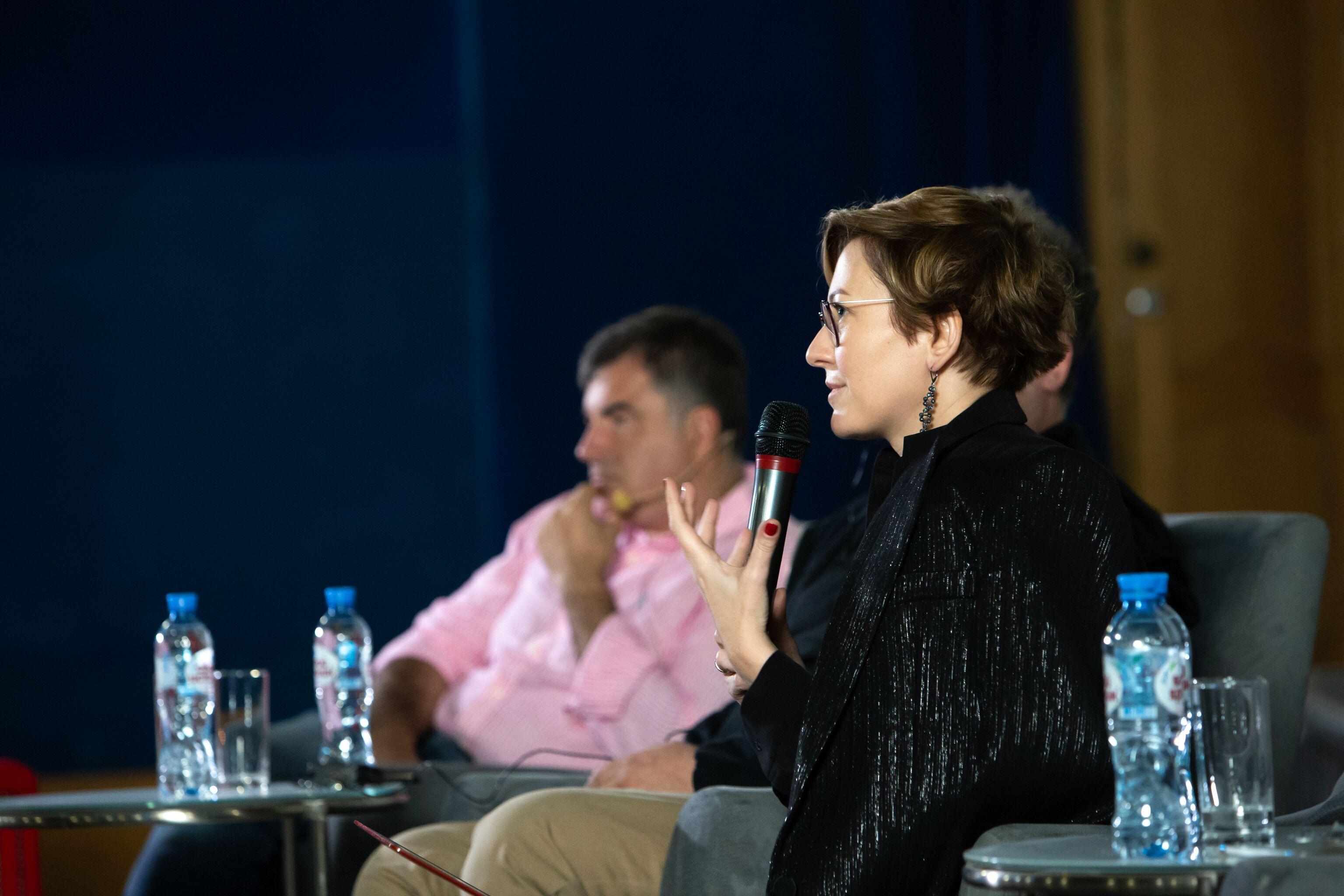 Константин Новоселов, Алиса Прудникова; это фото и далее предоставлены ZOOM ZOOM Family