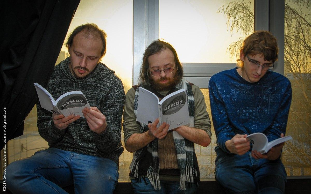 Антон Метельков, Олег Полежаев, Сергей Васильев