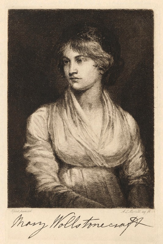 Мэри Уолстонкрафт (1759–1797)