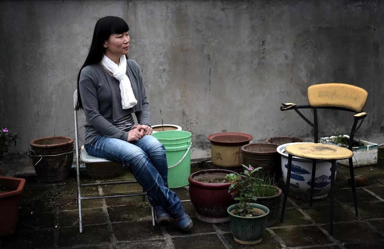 Чжэн Сяоцюн. Фото Шу Чжунцина. Обработка этого и других фото, используемых в интервью, сделана Андреем Черкасовым.