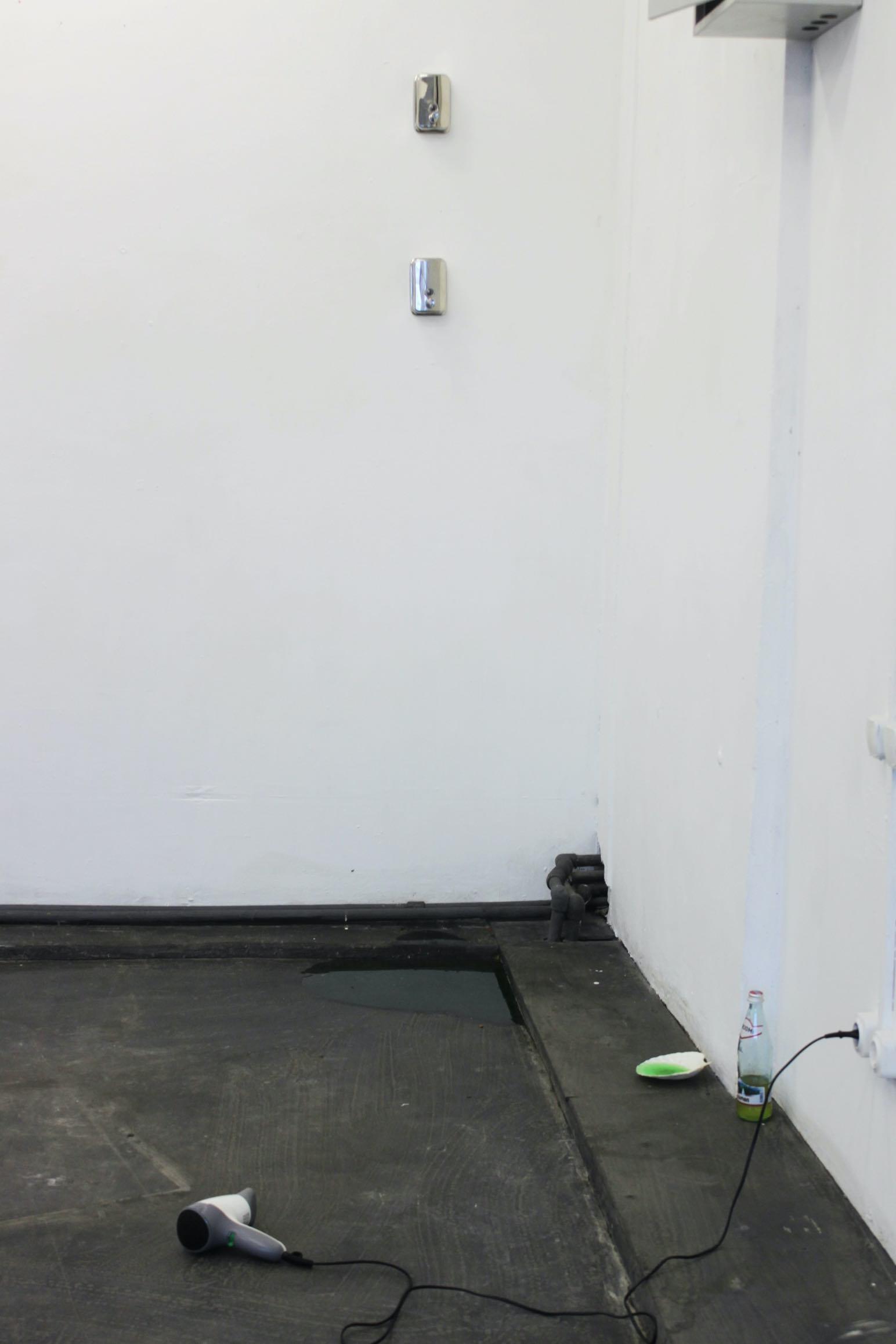 Rima Zamzam,Biotechnomonster (details), installation, Center Krasniy, 2018