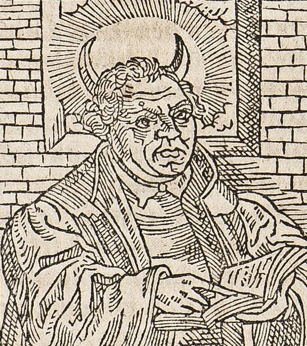 15. Иоанн Нас. Пятый век. Ингольштадт, 1570.