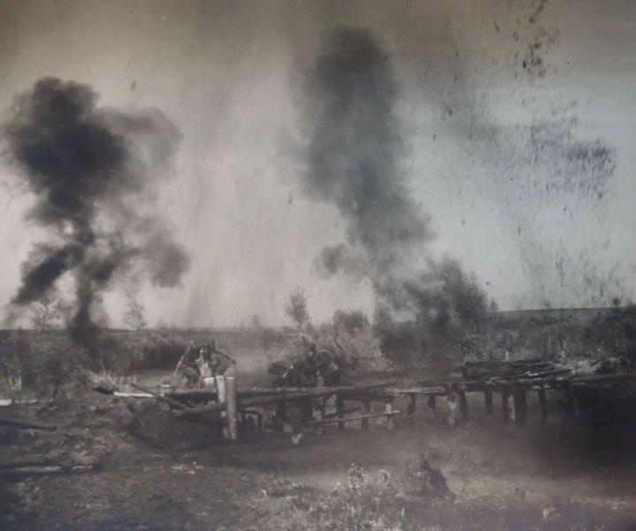 Анатолий Гаранин, «Юго-Западный фронт», 1942
