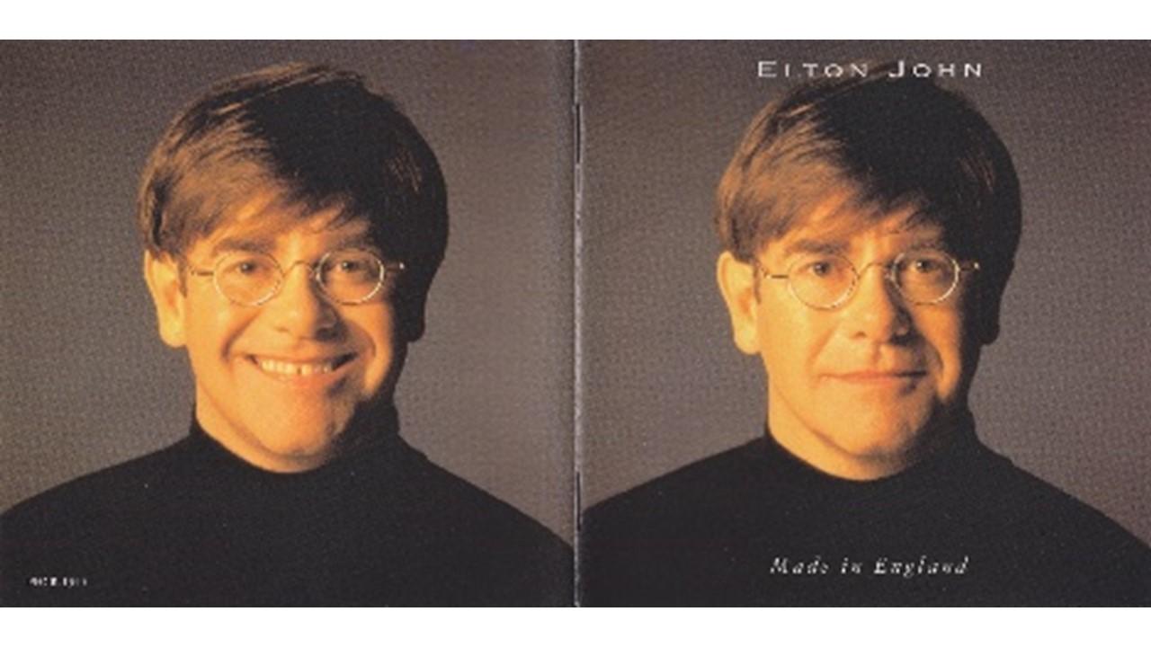 """Изначально альбом назывался """"Believe"""" (""""Вера""""), но вскоре Элтон переименовал его в """"Made In England"""" по совету Берни Топи"""