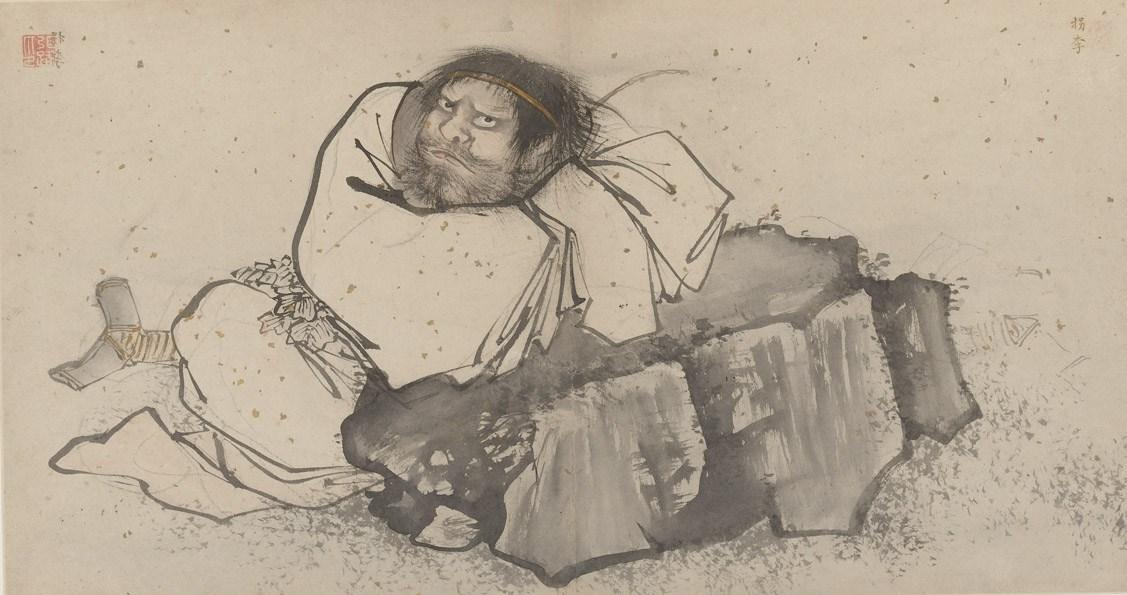 Даосский бессмертный Ли Тигуай
