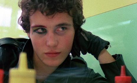 "Адам Ант в ""Юбилее"" Джармена (1978 год)."