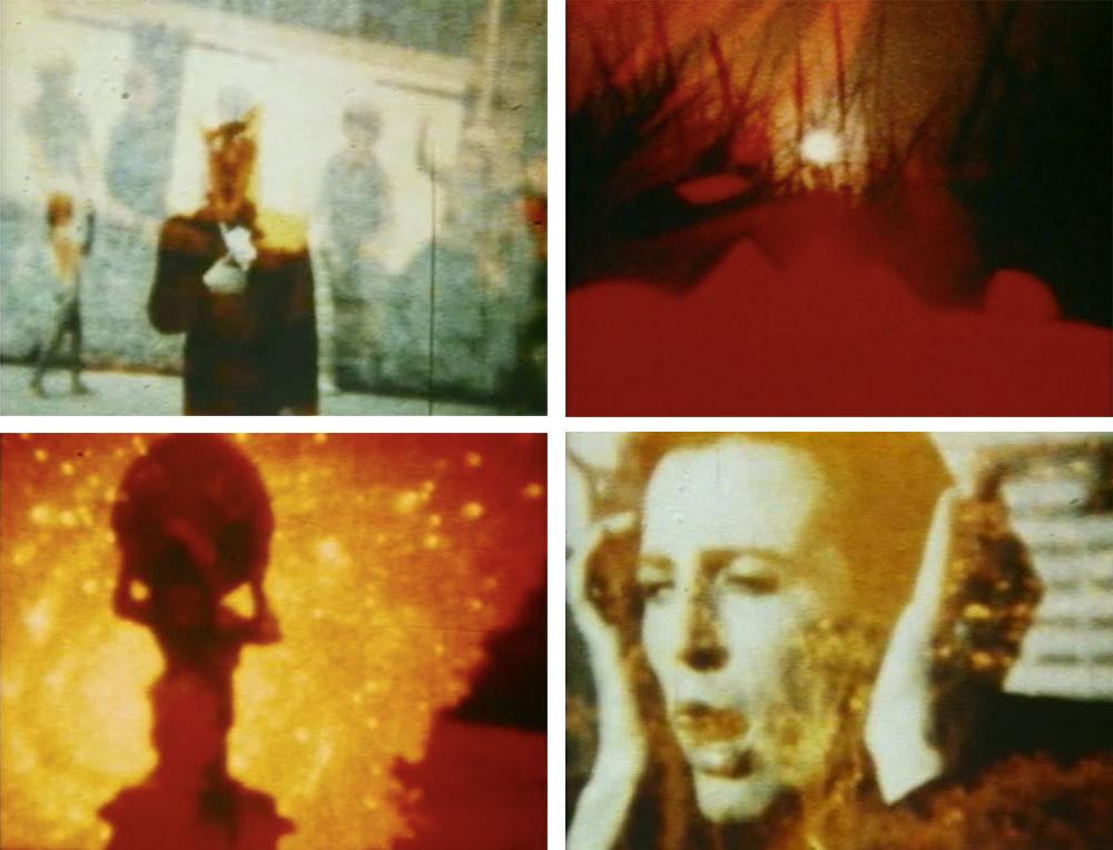 """Кадры из фильма Джармена """"В тени солнца"""" (1974 год)"""