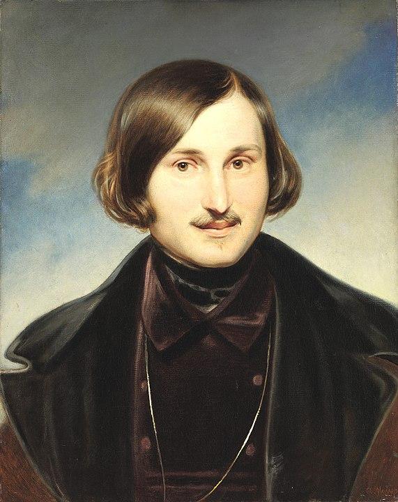 Николай Васильевич Гоголь, портрет