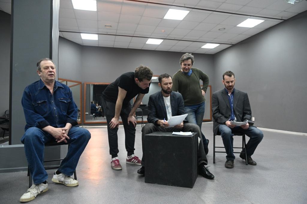 Репетиция спектакля, фото: Рамис Назмиев