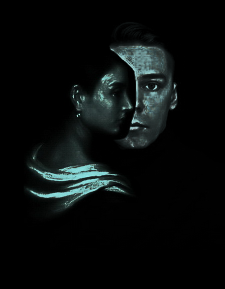 В рамках картины Хулио Ромеро де Торреса «Кармен».