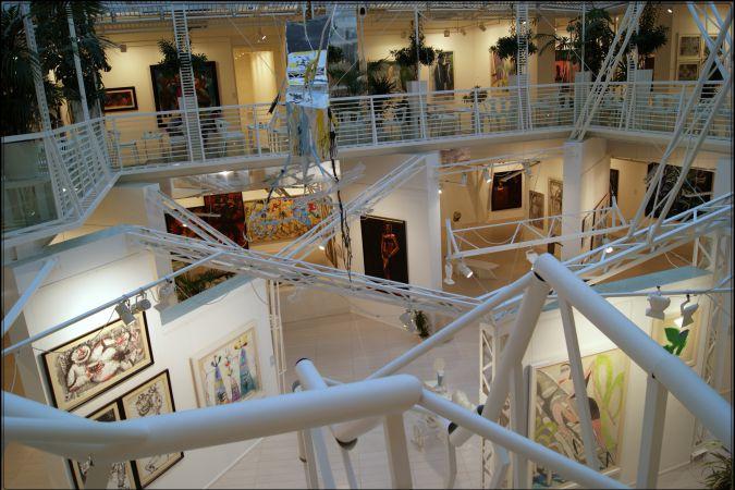 Музей современного искусства. Баку