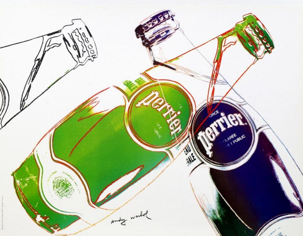 «Perrier» (Энди Уорхол, 1983)