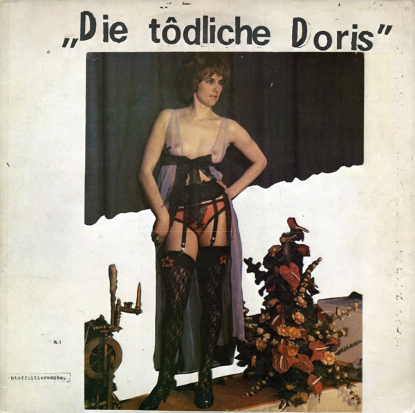 """Обложка альбома Die tôdliche Doris """" """", 1982"""