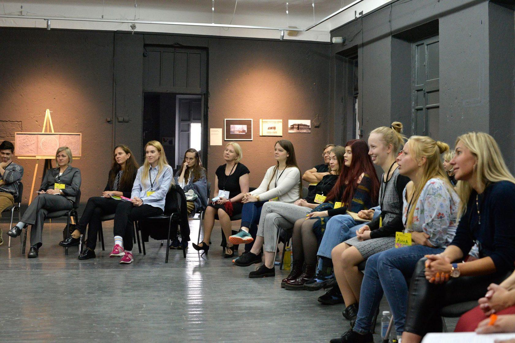 Школа фотографии, фотограф Наталья Цибанова