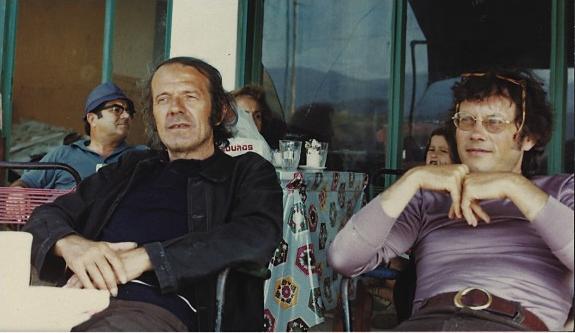 Жиль Делёз и Феликс Гваттари