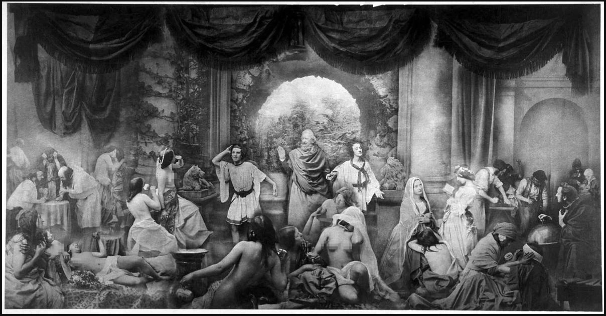 «Два образа жизни»Оскар Густав Рейландер