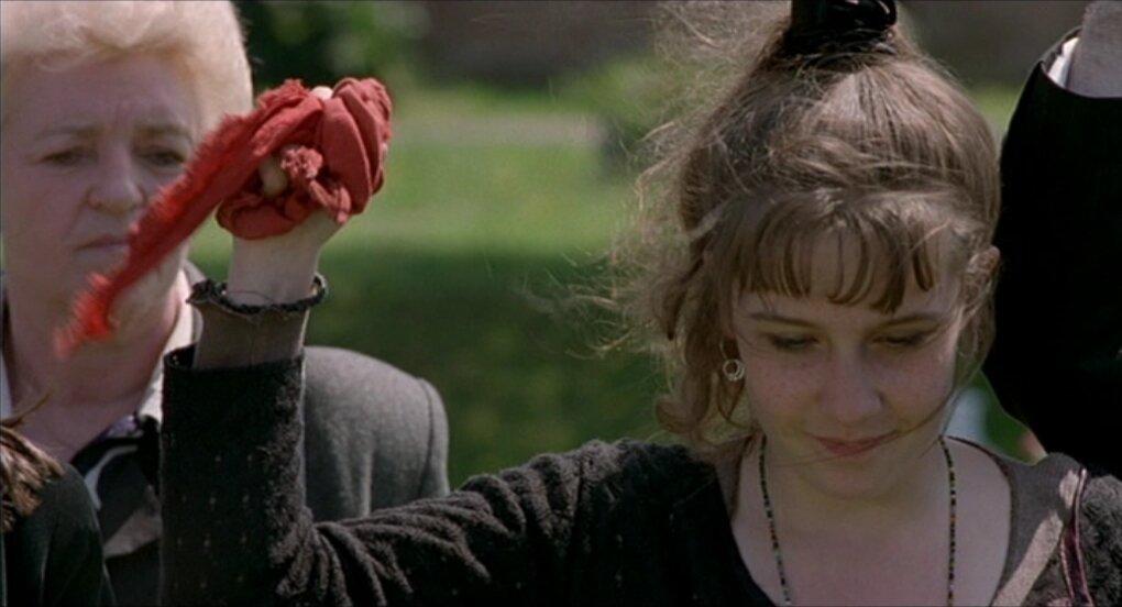 Кадр из фильма «Земля и свобода» (Land and Freedom). 1995. Великобритания. Реж. Кена Лоуч