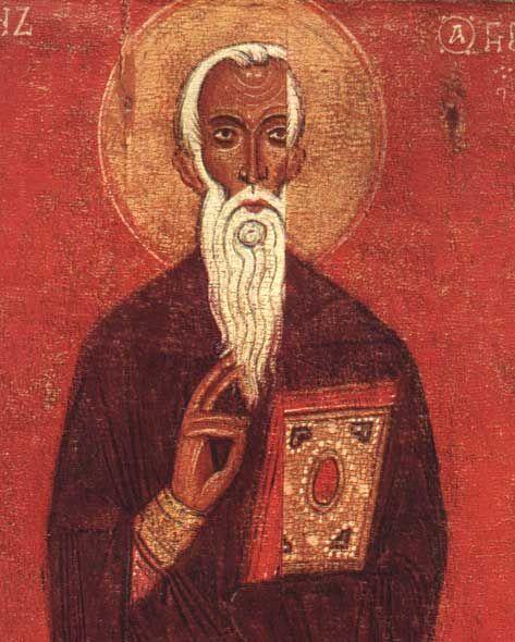 Иоанн Лествичник, икона