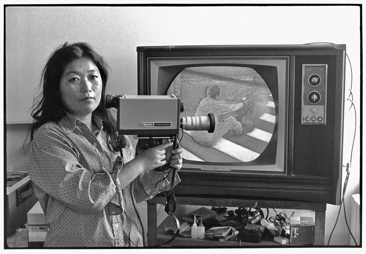 Сигэко Кубота и ее Portapak