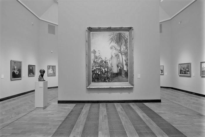 Экспозиция Национального музея