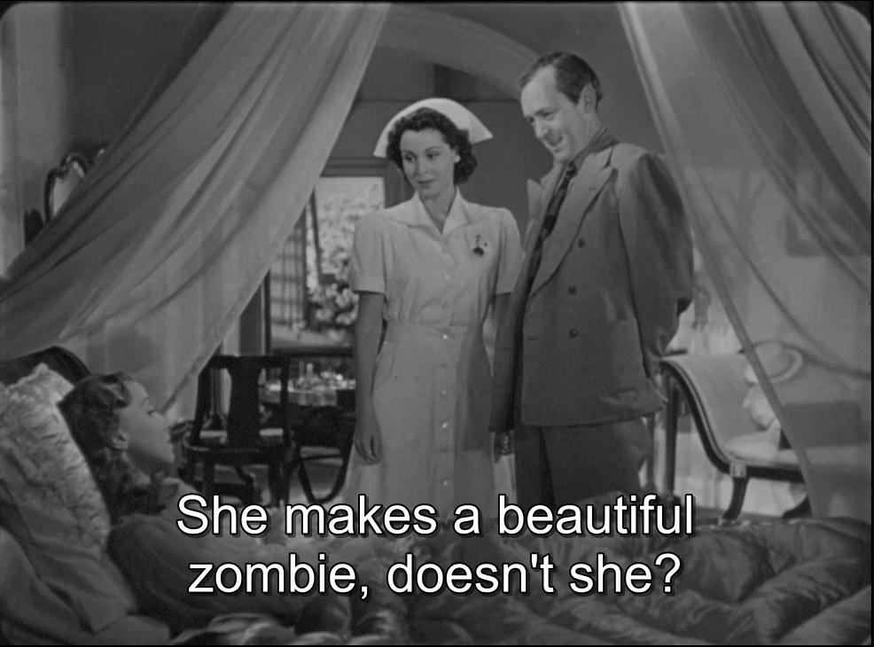 «Я гуляла с Зомби» (I Walked with the Zombie, 1943)