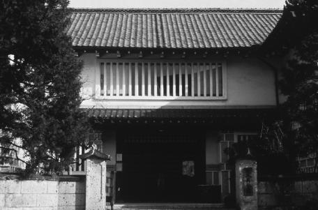 Фасад музея Мингэй в Токио. Courtesy: Yuko Kikuchi.