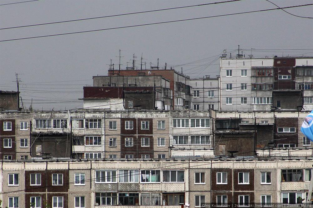 Вид российской провинции