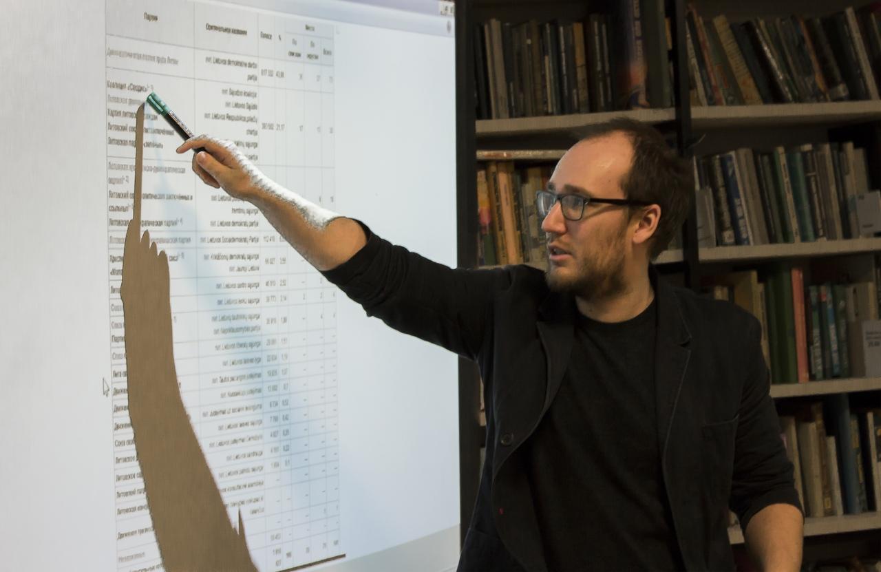 Сергей Шклюдов-Риекстиньш - политолог, аналитик, специалист по странам Балтии.