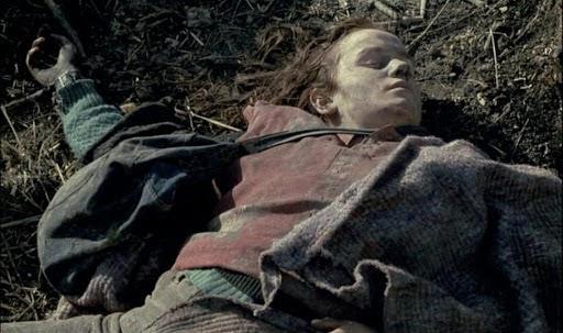 кадр из фильмаАньес Варда «Без крыши. Вне закона»