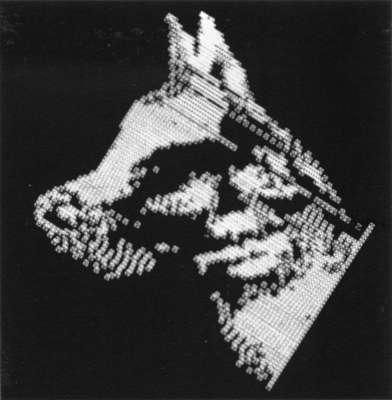CTG. «Kennedy in a Dog». 1967