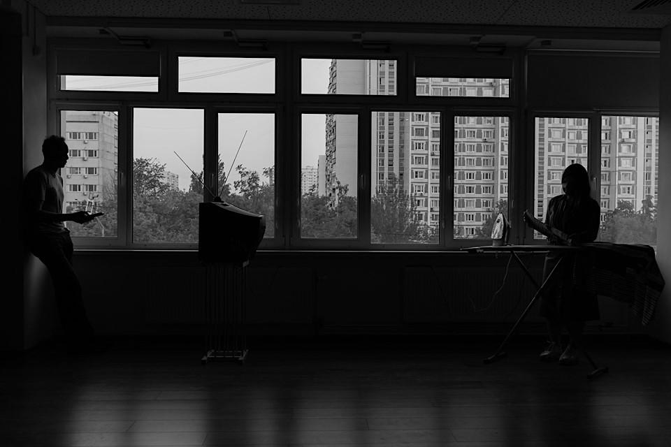 Фотография с репетиции