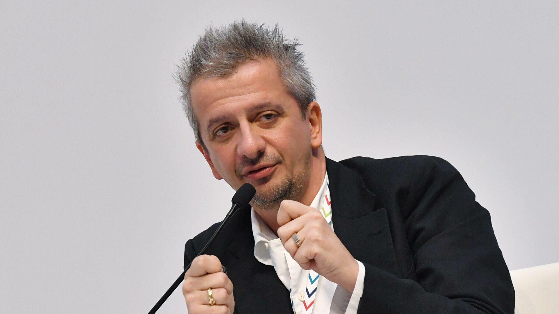 Константин Богомолов. Фото с сайта www.ria.ru