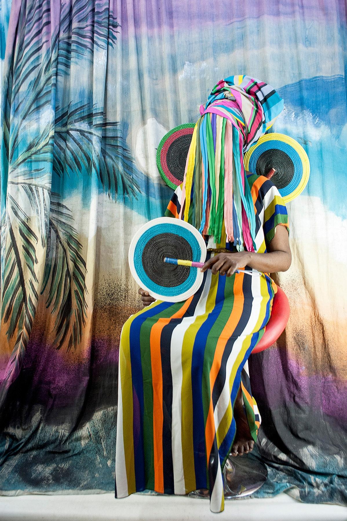 Фото:Gloria Oyarzabal, финалисткаFotofestiwal в 2019 году