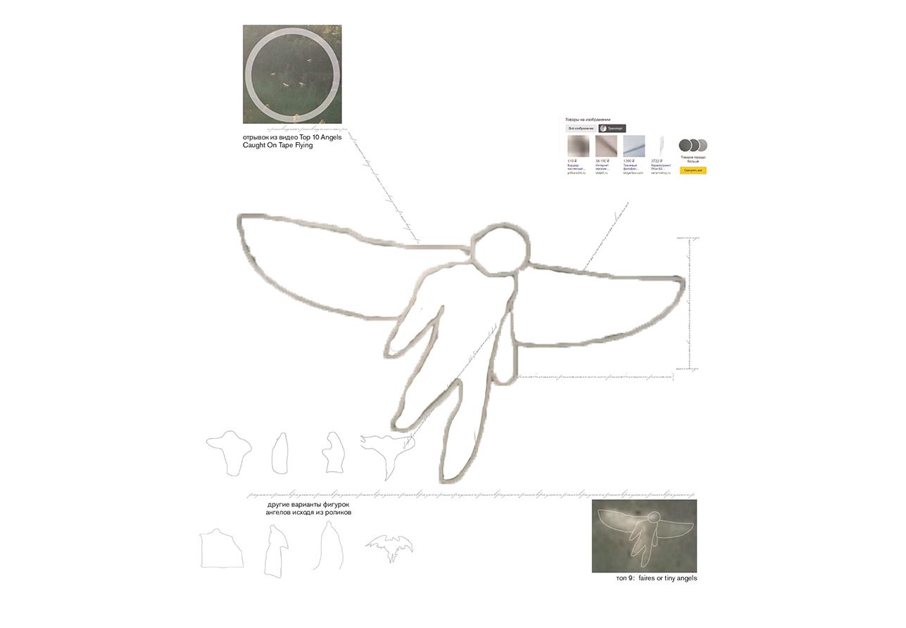 Пятый анатомический уровень. Ангел пойманный на камеру (4 часть статьи)