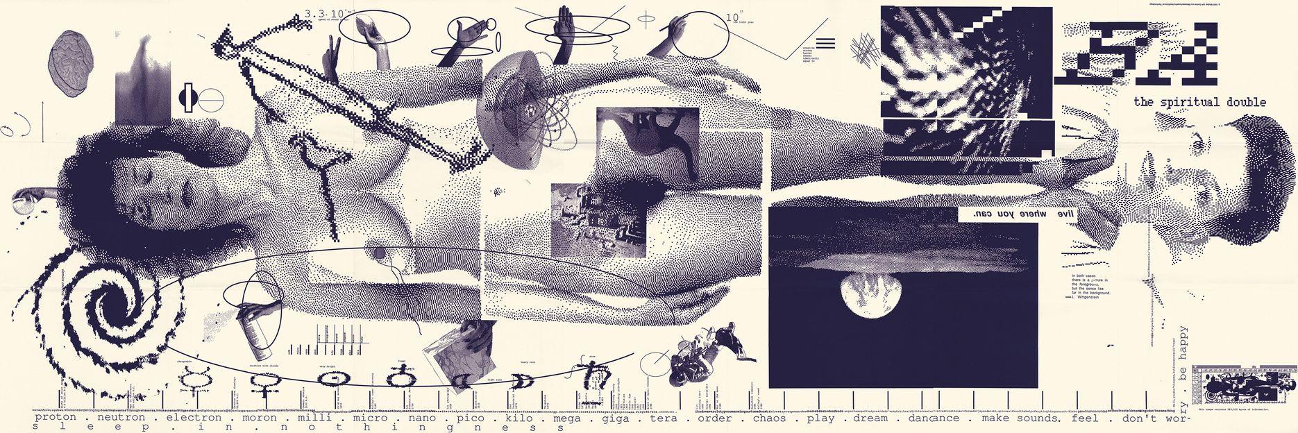 fig.7: April Greiman Design Quarterly issue 133 poster, 1986