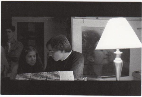 Джейсон Молина и Дарси Шонман. Фото из архива Шонман, взято с сайта журнала Believer