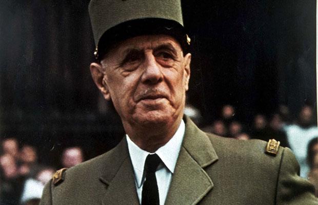 """Шарль де Голль был """"оппозиционным националистом"""" и считал, что у Франции должно быть ядерное оружие"""