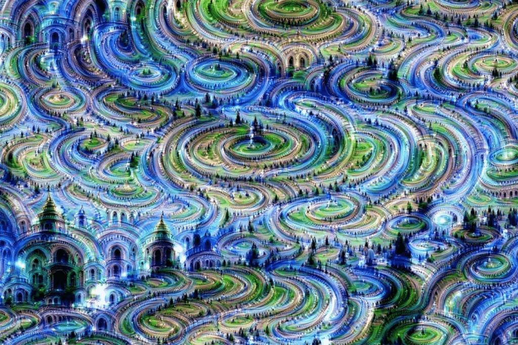 Inceptionism: Going deeper into Neural Networks ©MIT Computer Science and AI Laboratory / Google