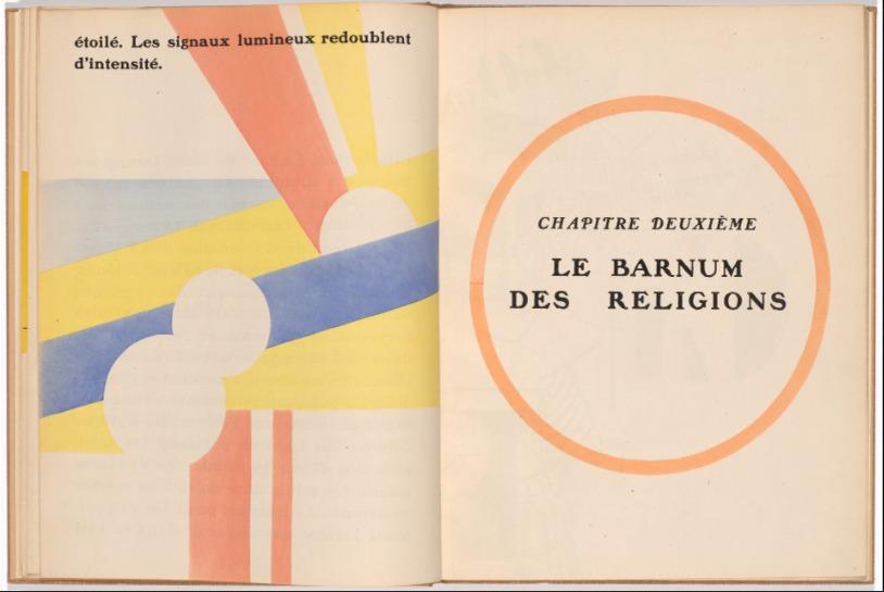 Blaise Cendrars / Fernand Léger, 1919
