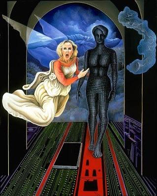 Линн Рэндольф «Возвещение о втором пришествии»