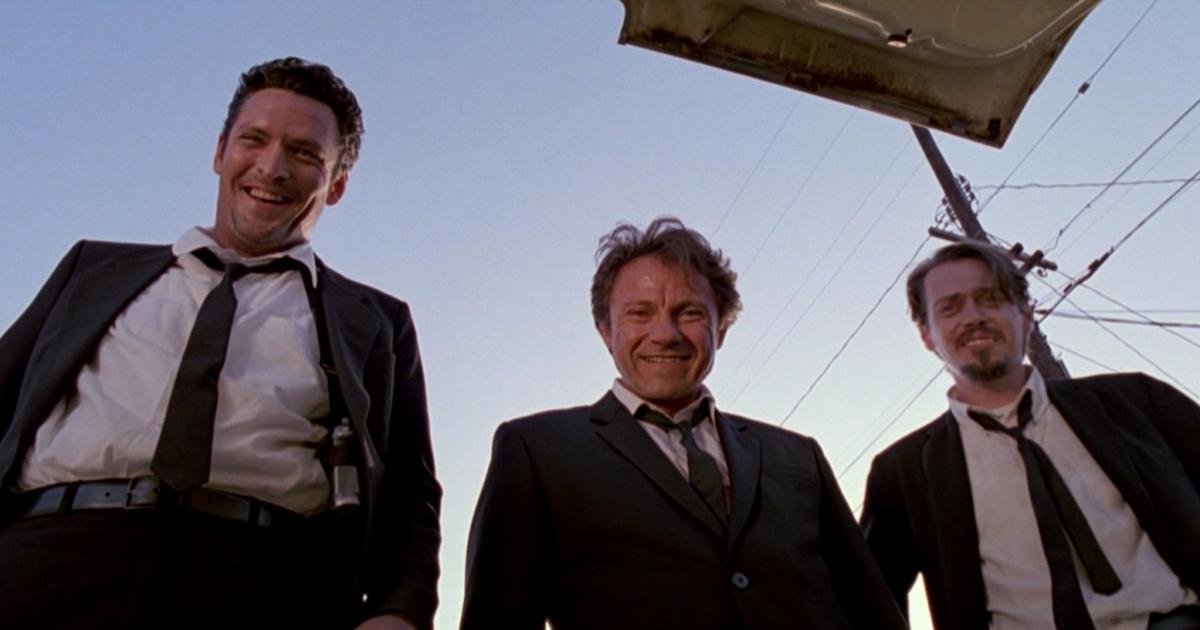 "Кадр из фильма ""Бешеные псы"" (1992)"