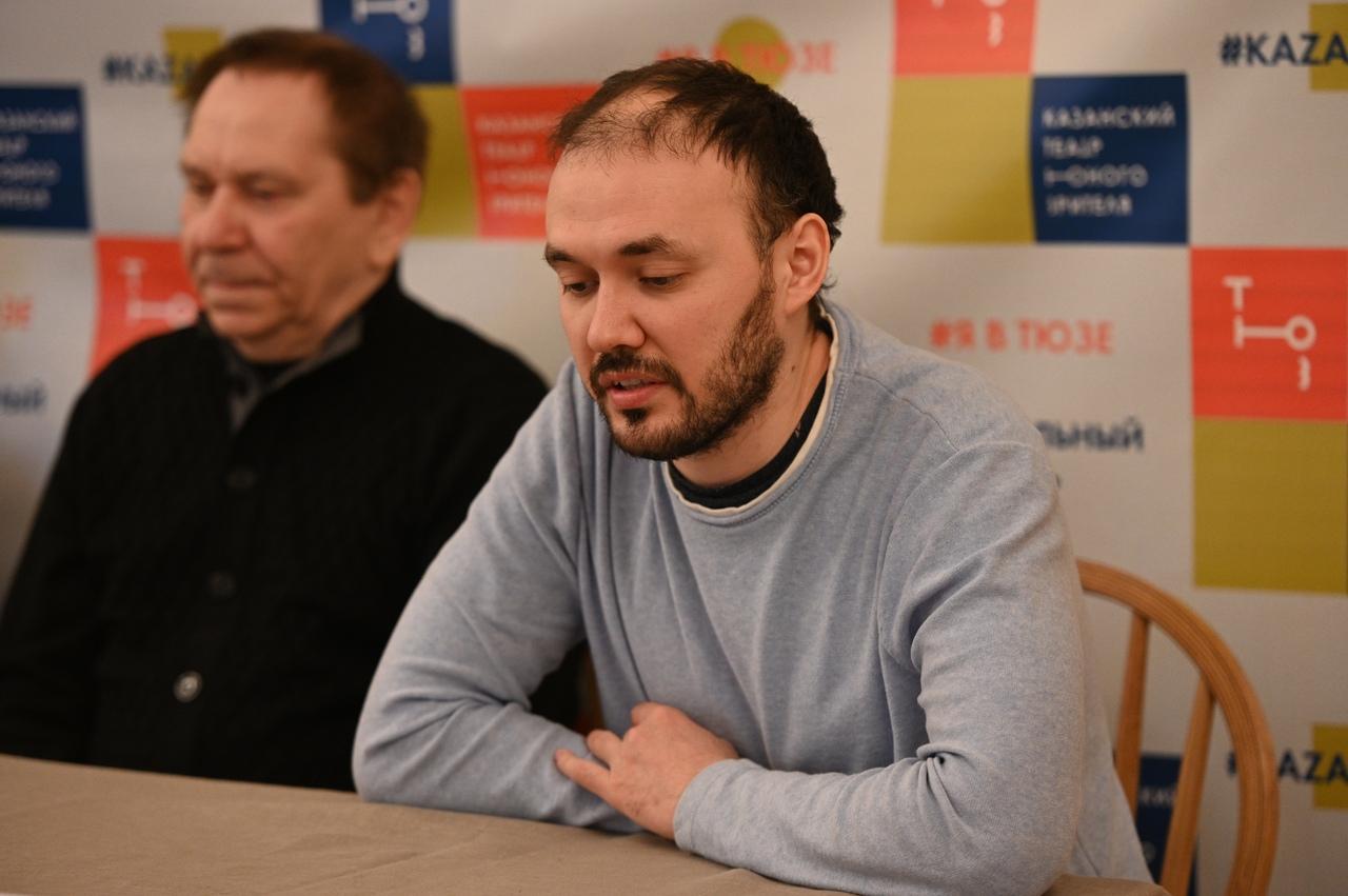 Туфан Имамутдинов