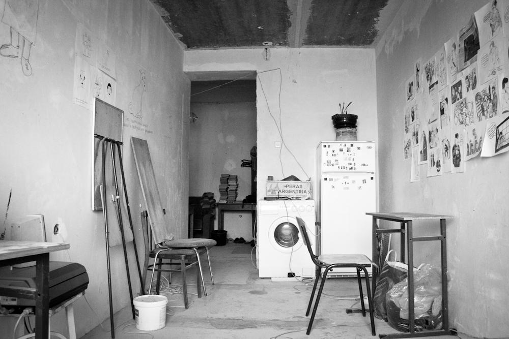 Студия 109 (Студия на Военной). Мастерские художников, основанные Лизой Новиковой, которые существовали на улице Военной