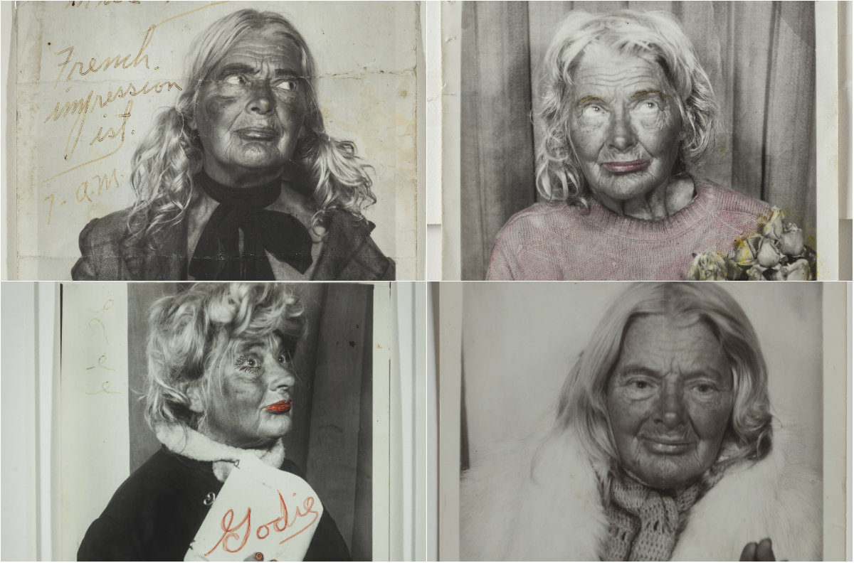 Lee Godie (Courtesy of Intuit Art Center)