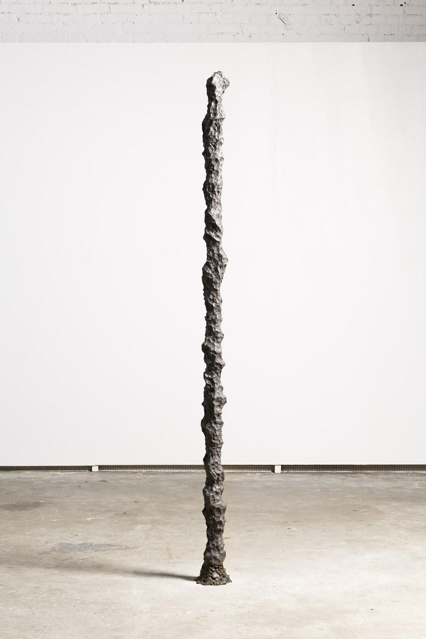 Александр Плюснин, Истребитель, Мачта Медузы, 2014 (выставка «Катастрофа», галерея Pop/off/art, 2016) © Pop/off/art