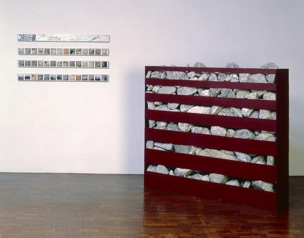 Роберт Смитсон, «Не-место: Линия крушения», 1968